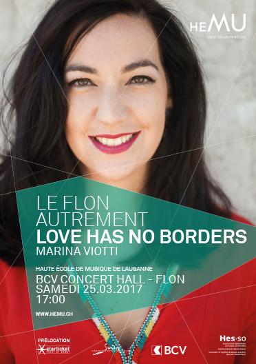 Le Flon autrement : Love has no Borders
