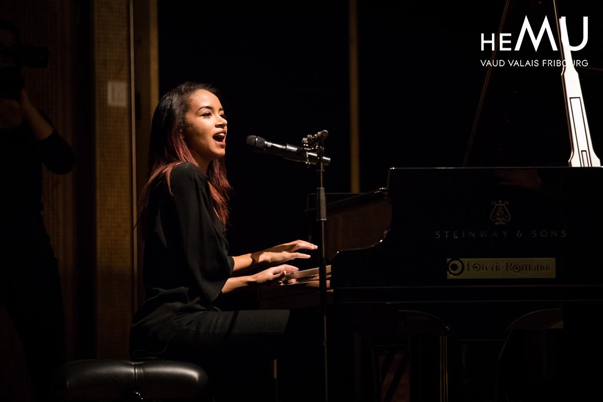 HEMU - montreux jazz academy : concert de clôture - Haute Ecole de