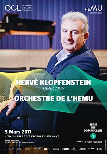 Les Dominicales OCL : Bruckner, 4e symphonie