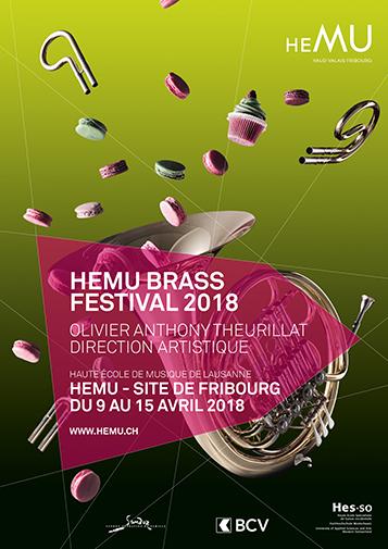 HEMU BRASS FESTIVAL 2018 - Choeur de Cuivres