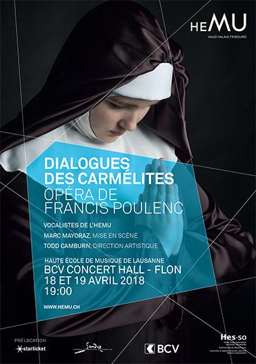 Dialogues des carmélites, Francis Poulenc