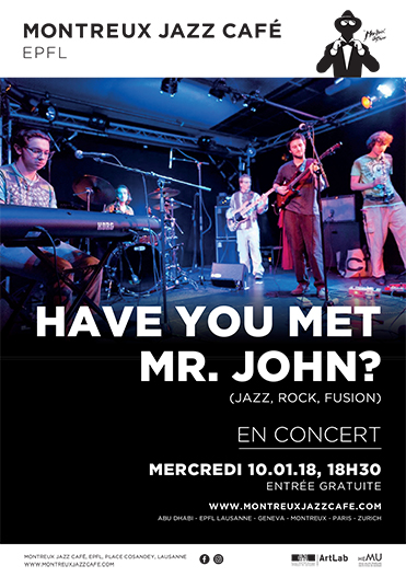 Have you met Mr John?