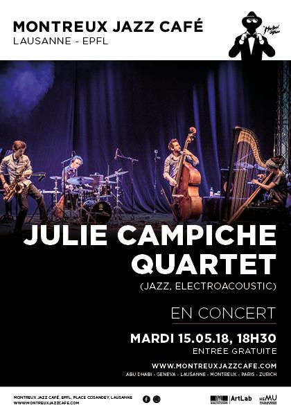 Julie Campiche Quartet
