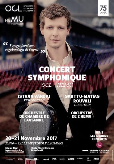 Concert OCL - HEMU