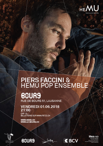 Piers Faccini & HEMU Pop Ensemble