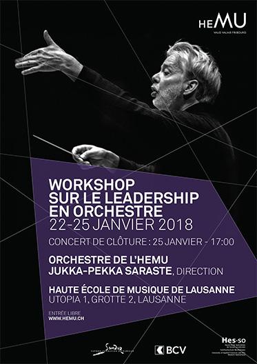 Workshop sur le leadership en orchestre