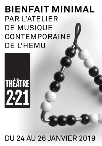 Bienfait minimal - Théâtre 2.21