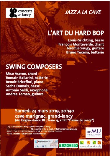 Swing Composers
