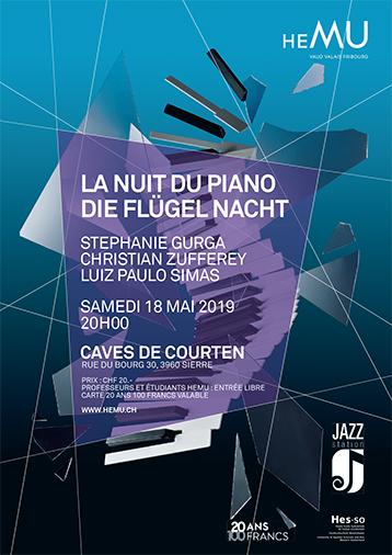La nuit du piano - Die Flügel Nacht