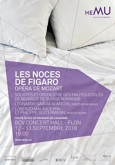 Les noces de Figaro, Mozart