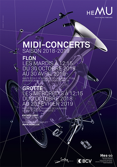 Midi-concert (Flon) : Jazz and Swing Songs