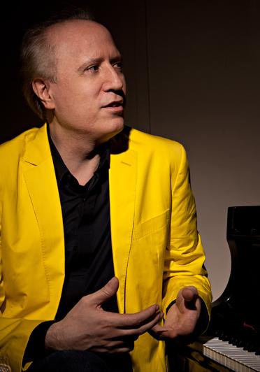 Giovanni Bellucci, masterclass de piano
