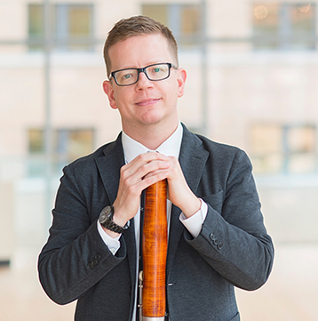 Stéphane Levesque, masterclass de basson