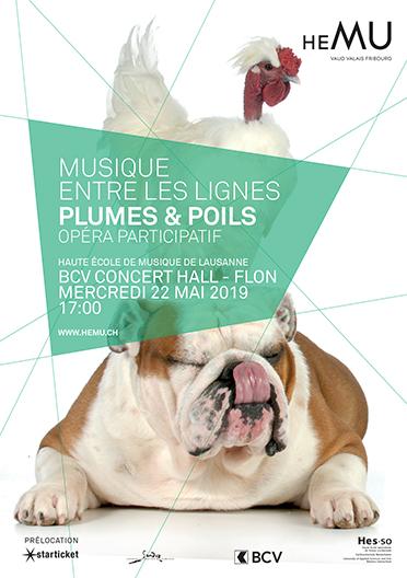 Plumes & Poils