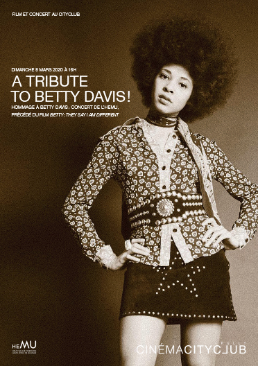 Nasty Gal - A Tribute To Betty Davis
