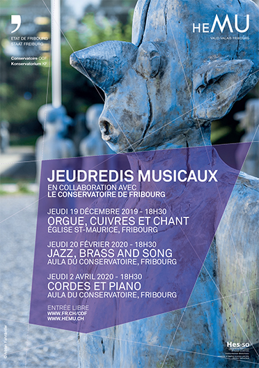 Jeudredis musicaux - Jazz, Brass and Song