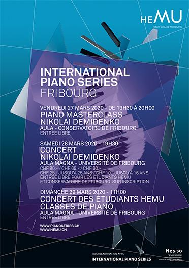 Masterclass de Piano - Nikolai Demidenko