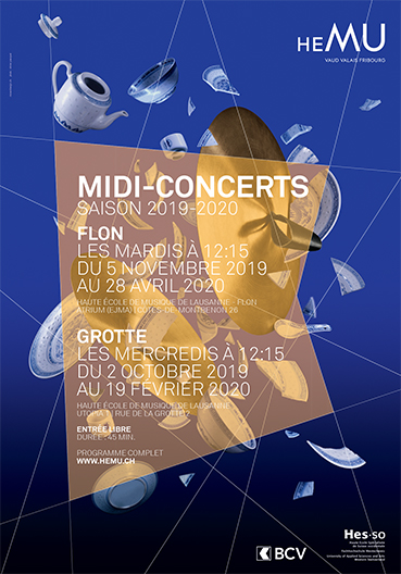 Midi-Concert - Table d'hôtes