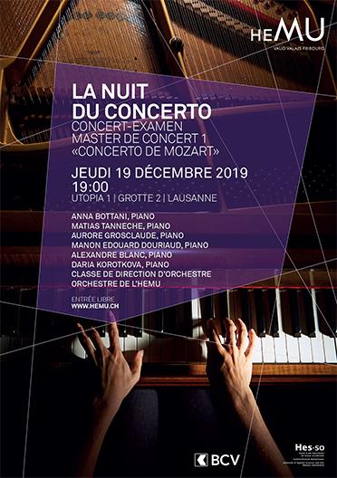 La Nuit du Concerto