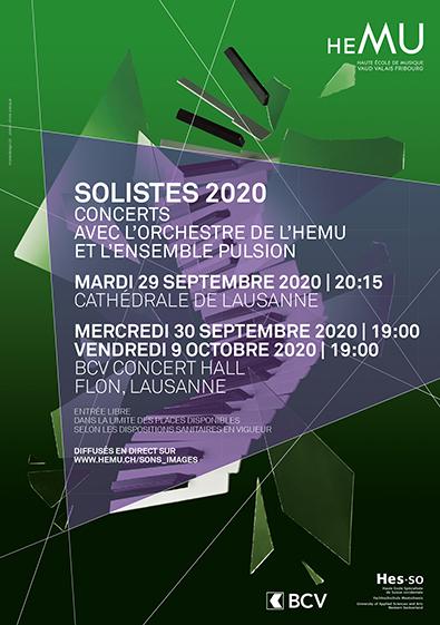 Solistes 2020 - concerts finaux de master